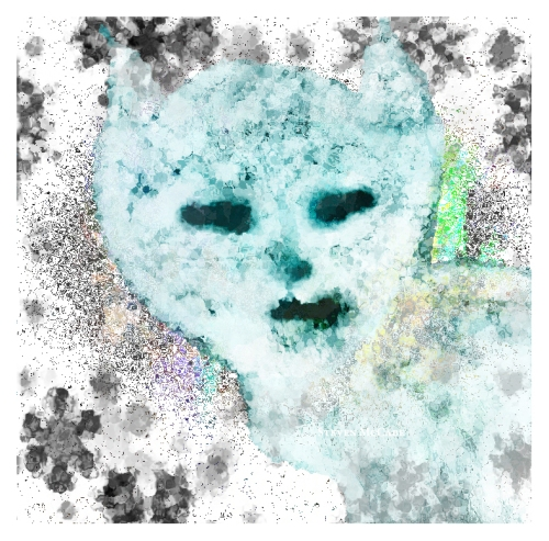 crystal white cat copy