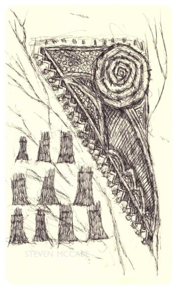 original spiral ink