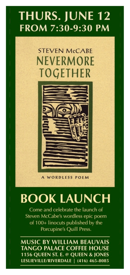 book launch single