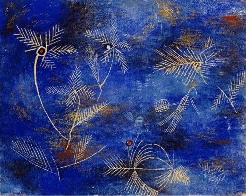 paul klee fairy tales