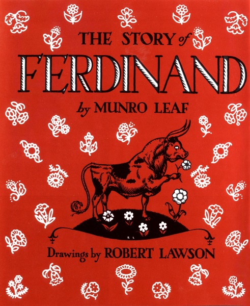 the-story-of-ferdinand-book-cover